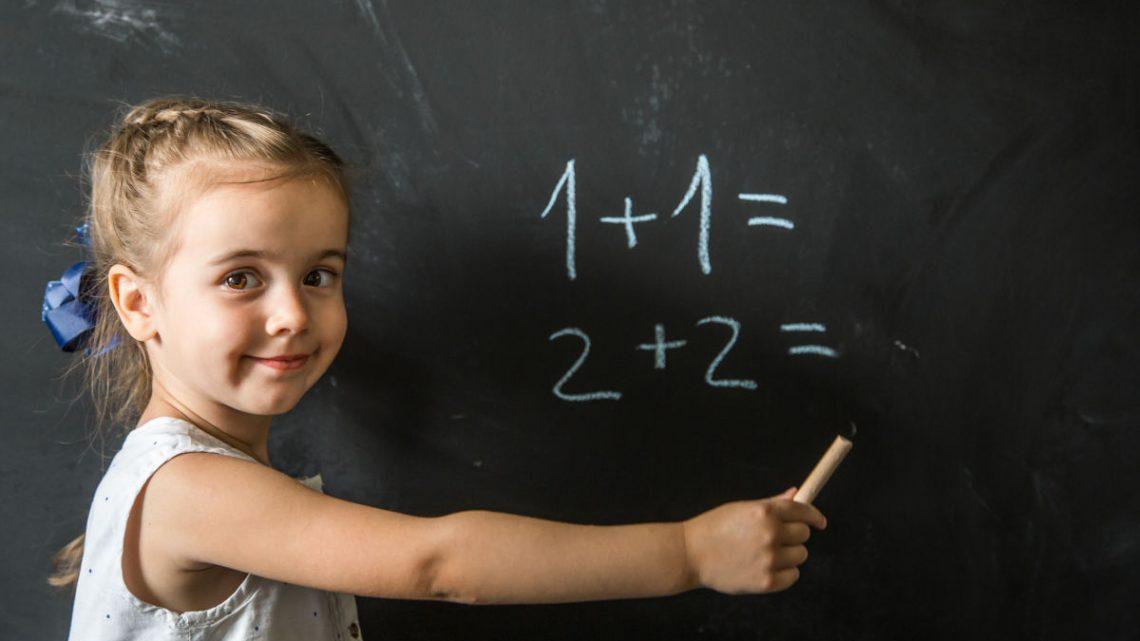 insegnare i numeri ai bambini